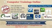 HP Loadrunner Online Training with Placement Assistance