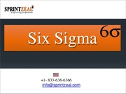 SIX SIGMA  TRAINING IN ATLANTA