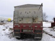 1977 Cornhusker Hopper/Grain trailer for sale
